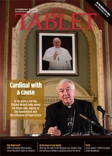 cardinal with a cause