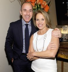 Katie Couric Opens Up About Matt Lauer's Firing from the <em>Today</em> Show