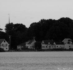 St. Albans, Maine, USA.