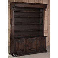 Antique+Furniture+|+Antique+Bookcases+|+Vintage+Gothic+Bookcase+|+www.inessa.com