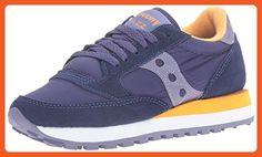 Saucony Originals Women's Jazz Original Heritage Running Shoe,Purple, 7 M US - Sneakers for women (*Amazon Partner-Link)
