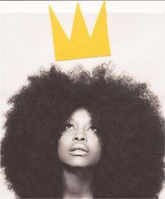 Badu ala Basquiat