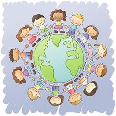 Kinderboekenweek 2012 | Lesidee kleuters | Hallo wereld!