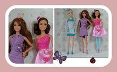 Como fazer tiara, bandelete para sua boneca Barbie