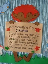Resultado de imagem para projeto sobre folclore brasileiro para educação infantil