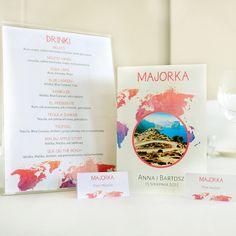 Anna i Bartosz wybrali się w swoją wymarzoną podróż... A my im nieco w tym pomogliśmy. :) Masz pomysł na ciekawą personalizację? Nasz zespół zadba o to by było ciekawie i niebanalnie! #wedding