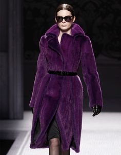 Alberta Ferretti Collection 2012 2013 fall winter