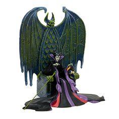 The Walt Disney Classics Collection Large Maleficent Figurine