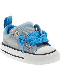 Converse Chuck Taylor All Star Street (Infant/Toddler) Baby Boy Shoes, Baby Boy Outfits, Kids Outfits, Baby Boy Fashion, Kids Fashion, Kids Converse, Converse Sneakers, Shower Bebe, Baby Swag