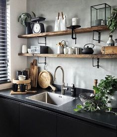 Most Popular small farm house living room kitchen Ideas Living Room Kitchen, Home Living Room, Kitchen Dining, Kitchen Decor, Diy Kitchen, Dining Room, Modern Farmhouse Kitchens, Rustic Kitchen, Home Kitchens