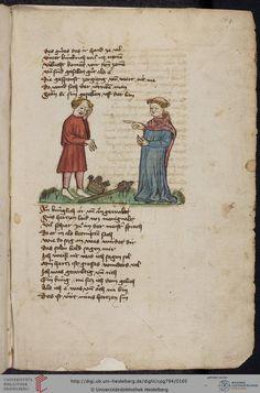 Cod. Pal. germ. 794: [Ulrich] Boner: Edelstein (Schwaben (Oberrhein?), um 1410/1420), Fol 79r