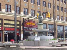 Fountain Square Theatre Building; Indianapolis, Indiana