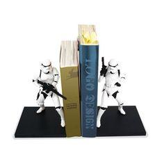 Star Wars Storm Trooper Bookends