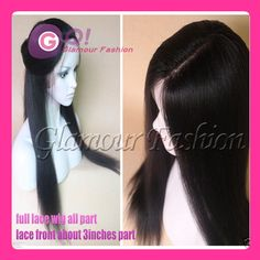 Find More Wigs Information about GQ cheap full lace front wigs black women & glueless full lace wig brazilian wigs human hair 1B 24 inch baby hair bleached knots,High Quality Wigs from Glamour Fashion Hair CO.,LTD on Aliexpress.com