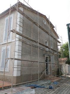 19 meilleures images du tableau fa ades toitures toiture travaux et avant apr s - Renov maison sud ...