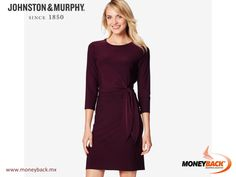 MONEYBACK MEXICO. This silky stretch knit feels soft, resists wrinkles, and is perfect for travel. SHOP JOHNSTON & MURPHY in Mexico and get a Moneyback tax refund for foreign tourists! #moneyback www.moneyback.mx
