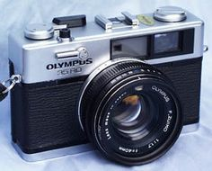 Olympus 35-RD Rangefinder CameraThe Olympus 35-RD Rangefinder Camera, full-featured 35mm photography in a compact package.