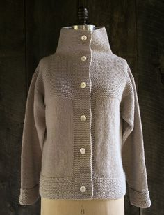 Cardigan Coat   Vest Pattern