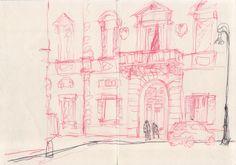 Facoltà di Architettura Piazza Fontanella Borghese