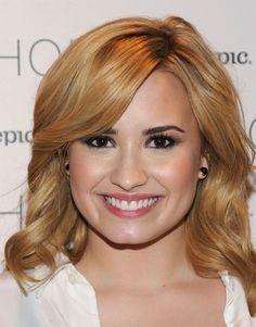 Maquiagem Demi Lovato