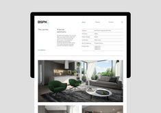 Creating bespoke properties that inspire people and communities.––Designed at Hoyne. Ui Ux Design, Graphic Design, Ui Web, Web Layout, Mobile Design, Web Design Inspiration, Minimalism, Behance, Bespoke