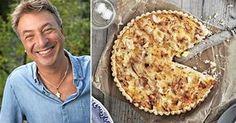 Tareg Taylors recept på paj med ost Swedish Recipes, Great Recipes, Snack Recipes, Dessert Recipes, Snacks, Desserts, Tareq Taylor, Chefs, Chicken Supreme