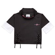 DT Cropped Tee Lisa, Crop Tee, Kawaii, Sweatshirts, Tees, Sweaters, T Shirt, Shopping, Fashion