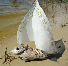 Make Your Own Driftwood Sailboat