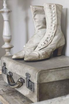 Lovely Victorian Boots