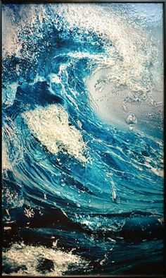 Sea to shining sea, sea waves, i love the beach, sketchbook ideas, Winter Painting, Blue Painting, Large Painting, Salford City, Planet Pictures, Memphis, San Diego, Water Ripples, Sea To Shining Sea