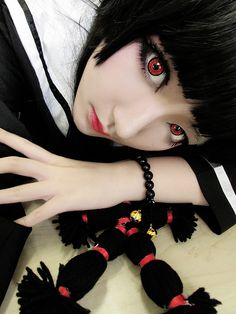 Ai Enma from Hell Girl cosplay