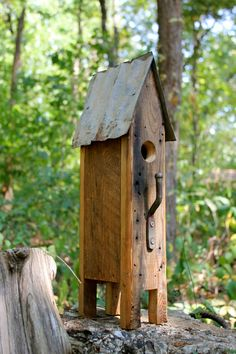 bird house (stand alone)