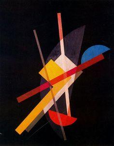 László Moholy-Nagy, 1922