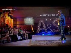 Cinco minutos de masterclass de Albert Espinosa