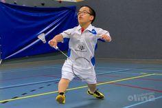 Joey Lie (aangepast badminton)  #topbadminton #aangepastbadminton #parabadminton
