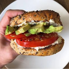 Recipes For Dinner Healthy Clean Eating Chicken Dinner Sandwiches, Healthy Sandwiches, Breakfast Sandwiches, Breakfast Recipes, Healthy Meal Prep, Healthy Snacks, Dinner Healthy, Snacks List, Healthy Drinks