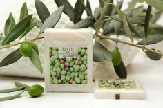Soap agli estratti di Olio di Oliva Made in Italy. By www.alfera.it