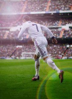 C. Ronaldo.