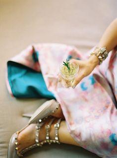 Those shoes!!! | theglitterguide.com