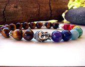 ॐ Yoga inspired handmade Gemstone Jewelry - Etsy