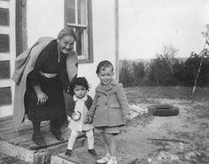 """A Métis grandmother was called """"Kokum"""" (a Cree term) by her grandchildren. My own grandma did not teach us that term because she kept her Métis identity secret."""