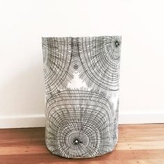 Your place to buy and sell all things handmade Fabric Storage Baskets, Toy Storage, Black And White Canvas, Large Black, Canvas Laundry Hamper, Toy Basket, Cotton Canvas, My Etsy Shop, Buy And Sell
