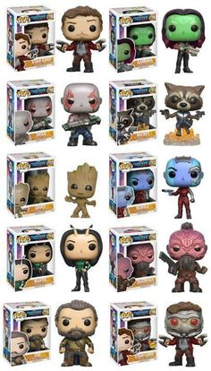 Product Description: Guardians of the Galaxy Vol. 2 Funko is proud to introduce our lineup for the upcoming Marvel blockbuster, Guardians of the Galaxy Vol. Funko Pop Dolls, Funko Pop Figures, Pop Vinyl Figures, Pop Figures Disney, Funko Pop Marvel, Funko Pop Display, Funk Pop, Disney Pop, Pop Toys
