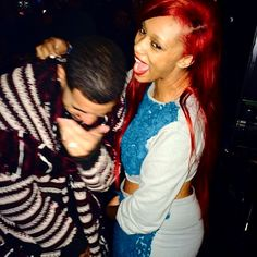 @nunu_nellz saying something funny. Don't remember much about this night.