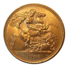 British Sovereign, British Gold Coin by Investing in Gold, via Flickr