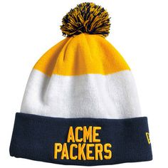 ad80eb85259 Green Bay Packers Acme Packers Sport Knit Hat at the Packers Pro Shop http