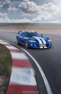 Dodge Viper Hennessey Venom 1000 by Roman Lavrov on 500px