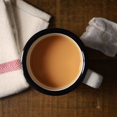 The Autumn Tea Blend at Beekman 1802 is chai and rooibos