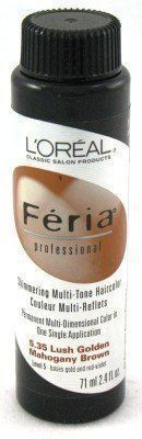 Have you tired this beauty product L'Oreal Feria Color # oz. Lush Golden Mahogany Brown (Pack of Dark Ash Brown, Light Golden Brown, Mahogany Brown, Hair Care Routine, Hair Care Tips, Ash Blonde Hair Dye, Vidal Sassoon Hair Color, Punky Color, Wine Hair