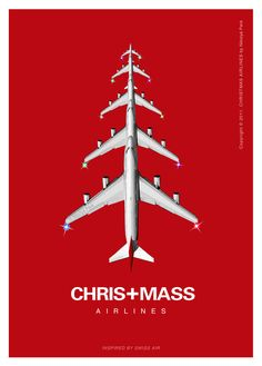 This is an amazing postcard made by the swiss air.The theme of this postcard is creative and equally inspiring.The use of the plus sign instead of T has also made it look good.But the best part is the graphic where 5 aeroplanes are linked together. Creative Advertising, Ads Creative, Advertising Design, Apple Advertising, Visual Advertising, Advertising Campaign, Christmas Adverts, Christmas Poster, Guerilla Marketing